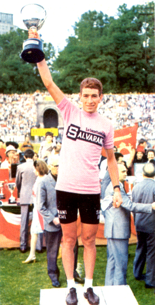 Gimondi wins the 1976 Giuro d'Italia