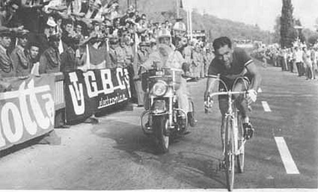 Stablinski wins the 1962 world road championships