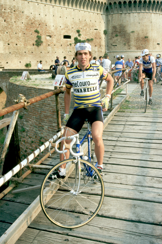 Lucien van Impe at the 1984 Coppa Placci