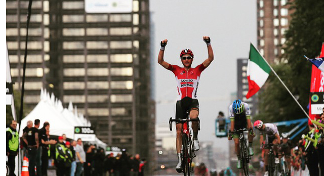 Tim Wellens wins GP Montreal