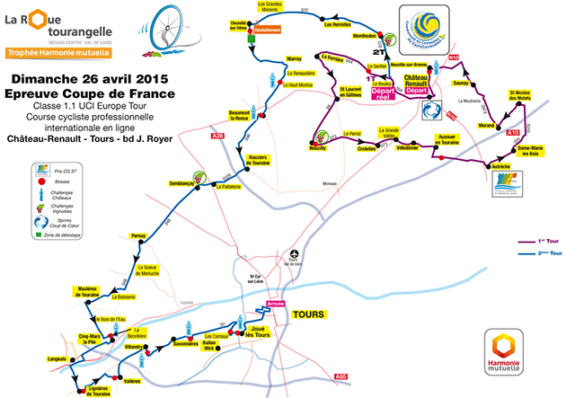 2015 Toue Tourangelle map