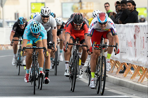 Qatar stage 2 finish