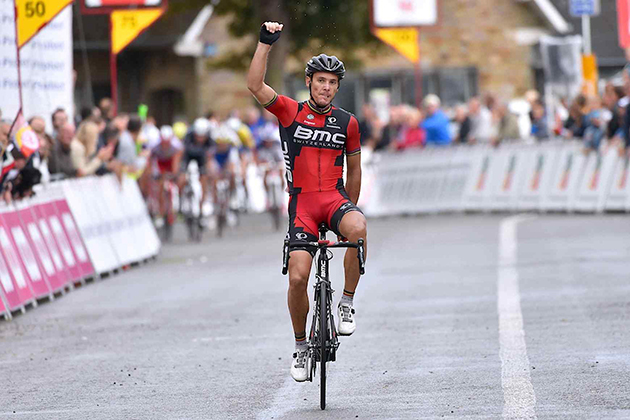 Philippe Gilbert wins stage 3