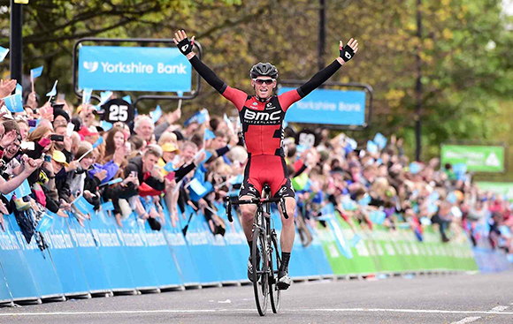 Ben Hermans wins the final Yorkshire stage