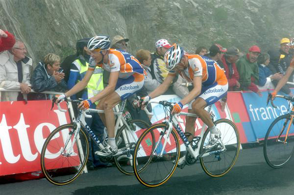 Gesink and Menchov