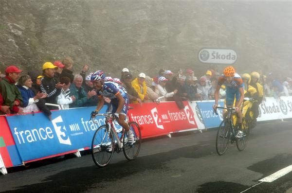 Rodriguez and Hesjedal