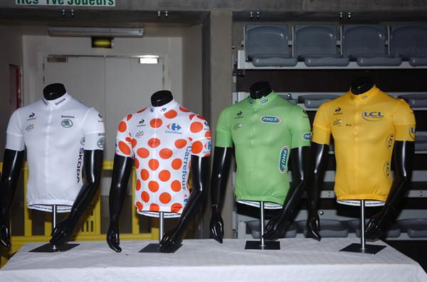 Classification jerseys