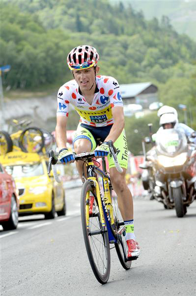 Rafal Majka headed to his seconds stage win
