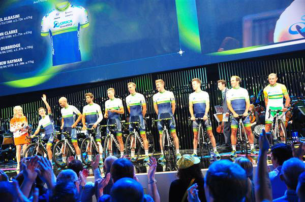 Orica-GreenEdge