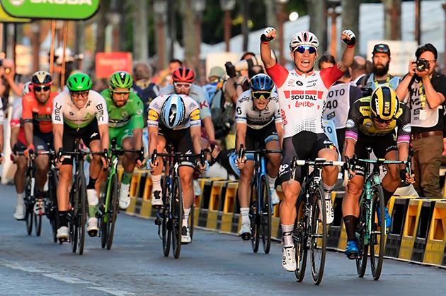2019 Tour de France by BikeRac...